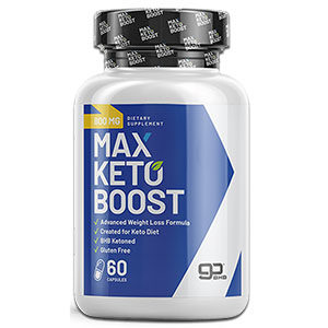 Max Keto Boost Pills