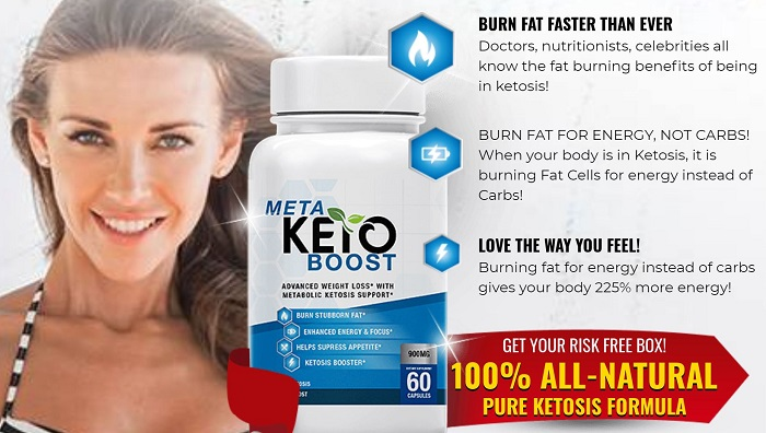 Advantages of Meta Keto Boost