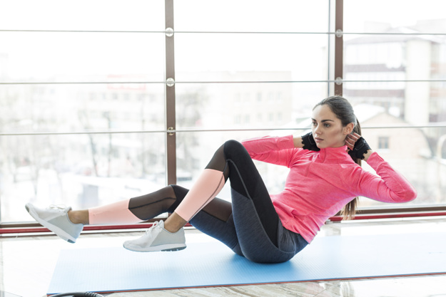 Cardiovascular Fitness Exercises