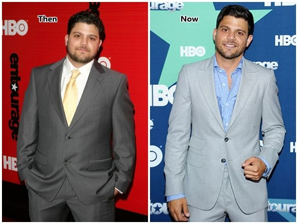 Jerry Ferrara Weight Loss Diet