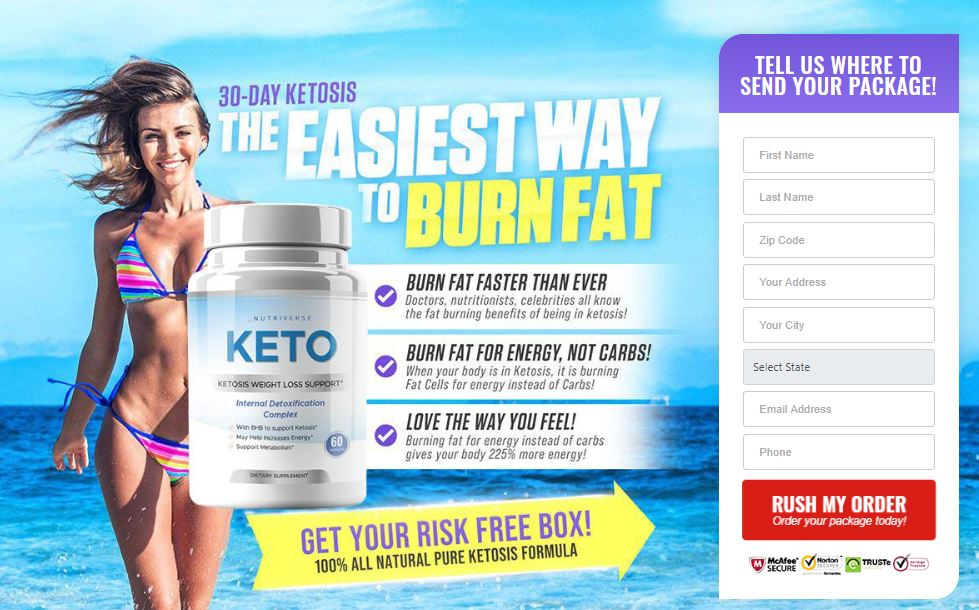 Nutriverse Keto Reviews