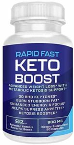 Rapid Fast Keto Boost Reviews