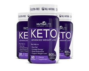 NutraLite Keto Advance Weight Loss