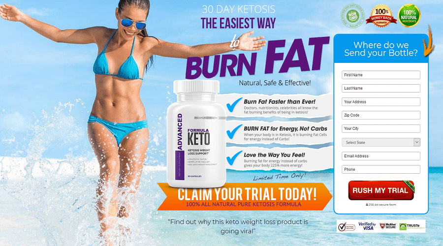 Advanced Formula Keto Reviews