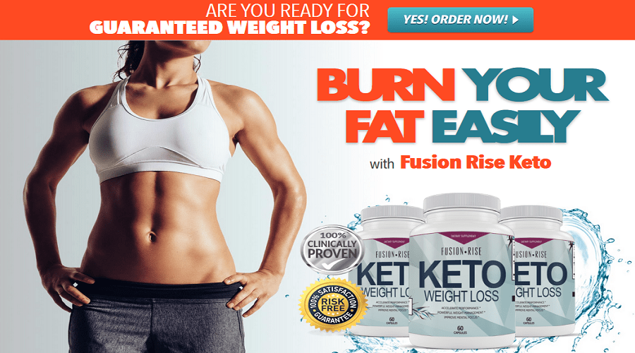 Fusion Rise Keto Working