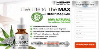 Hemp Max Lab Oil Reviews