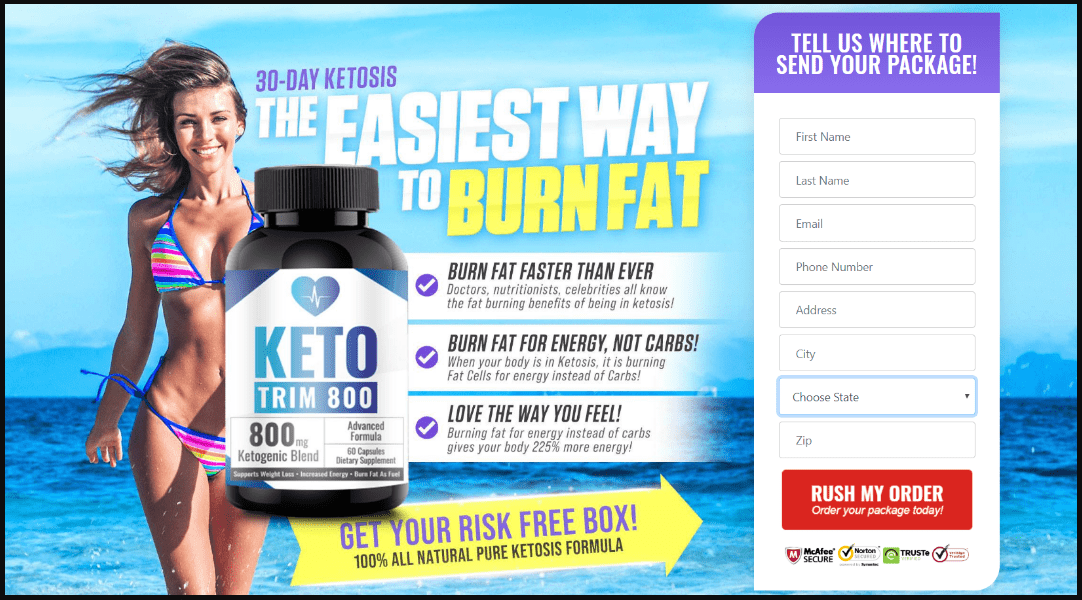 Keto Trim 800 Reviews
