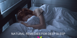 home remedies for deep sleep