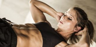 At-Home Abs Exercises for Women