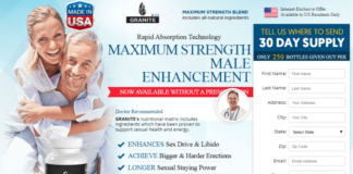 Granite Male Enhancement Pills