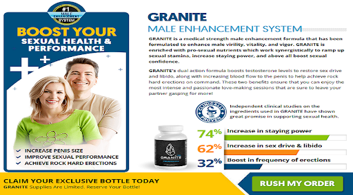 Introduction of Granite Male Enhancement