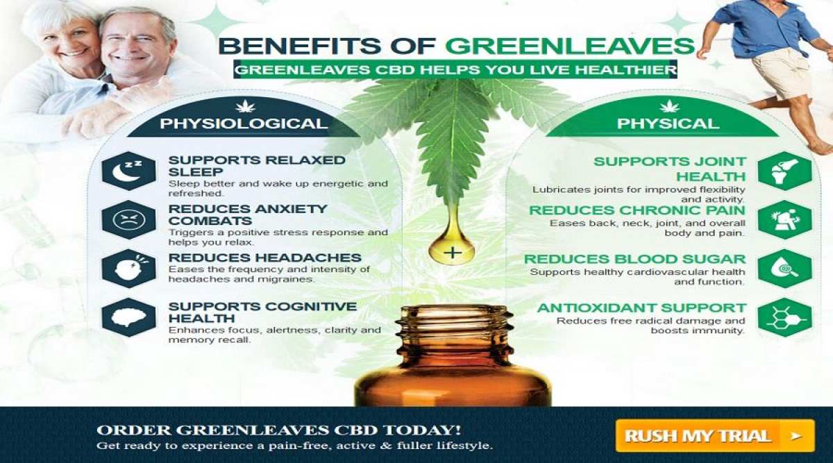 Advantages of Green Leaves CBD Oil