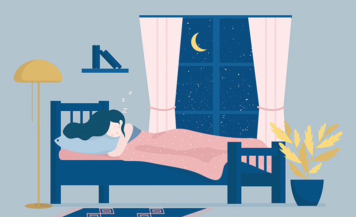 5+ Tips for Better Sleep