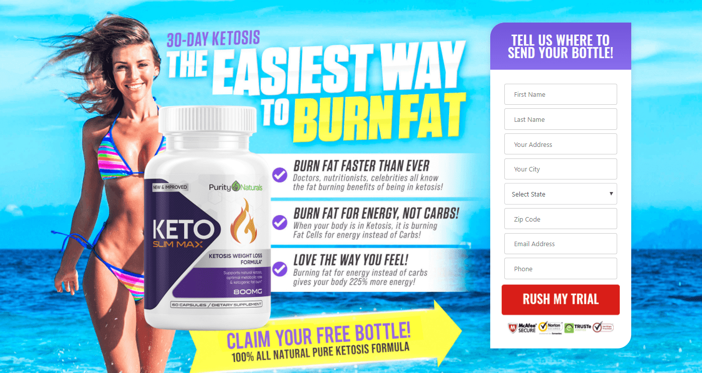 Reviews of Keto Slim Max
