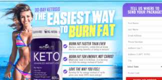 NutraLite Keto Reviews