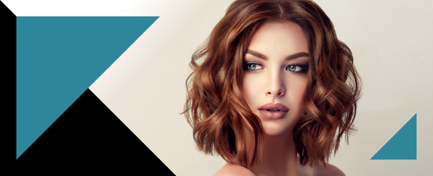 Wavy And blunt - Blonde Bob Hairstyles