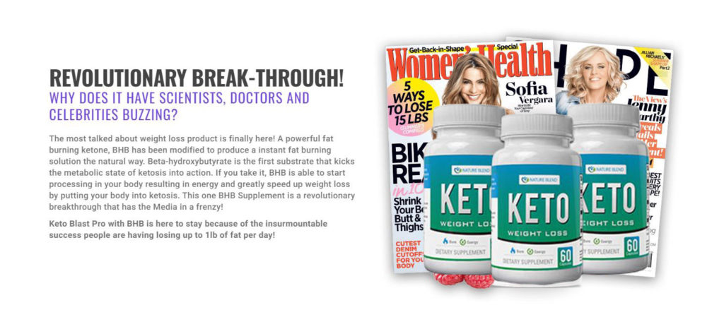 Methods to Use Nature Blend Keto Weight Loss