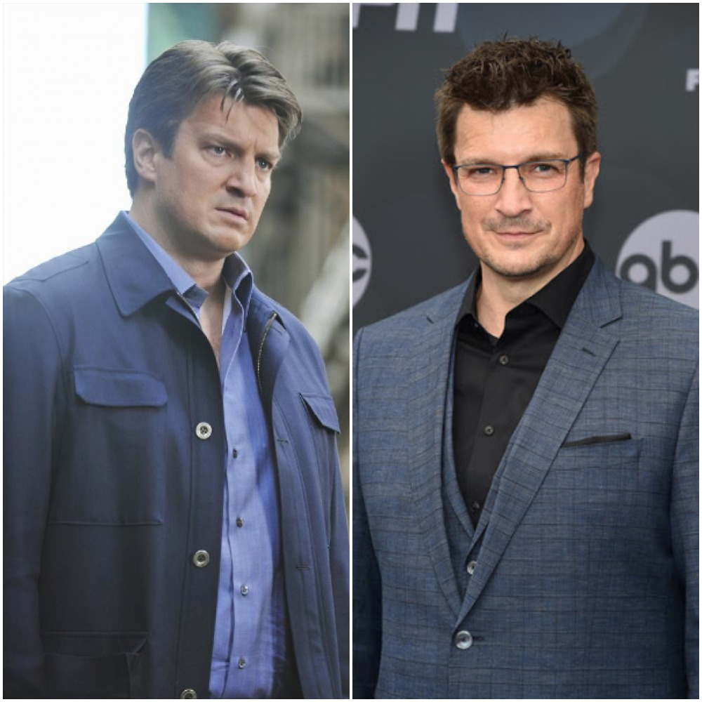 Nathan Fillion Before and After Weight Loss