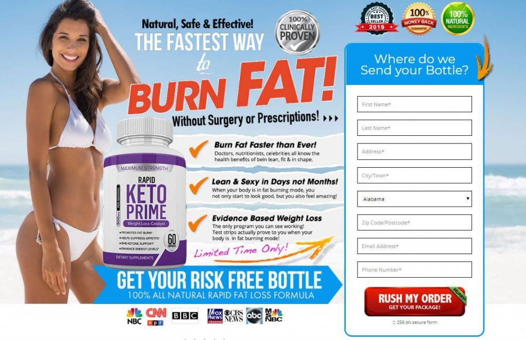 Rapid Keto Prime Reviews