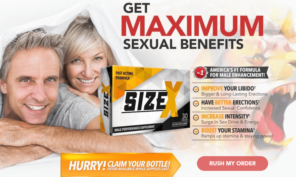 Size X Male Enhancement Side Effects