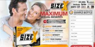 Size X Male Enhancement Reviews