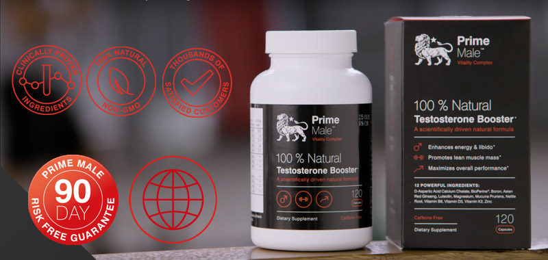Prime Male Testosterone Booster Review