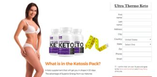 Ultra Thermo Keto Reviews