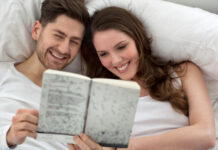Bedtime Stories for Boyfriend