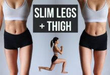 How to Get Skinny Legs in A Week