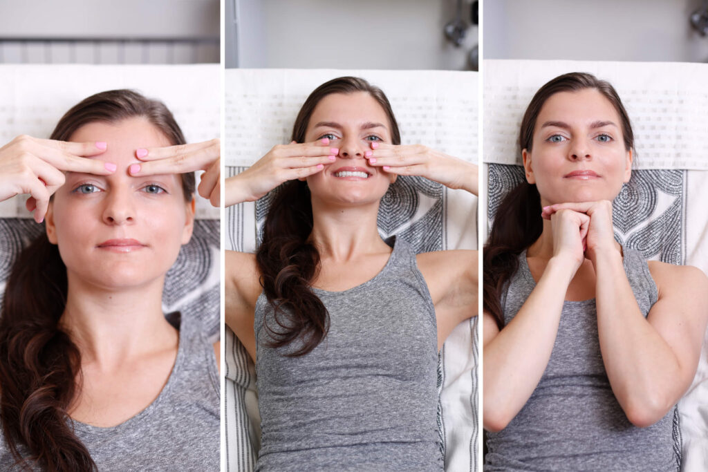 Exercises for having Most Attractive Face Shape
