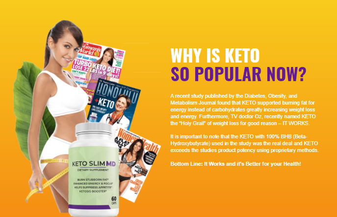 Keto Slim MD Diet